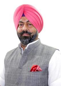 Harmeet Singh (BJP), MLA Kalkaji