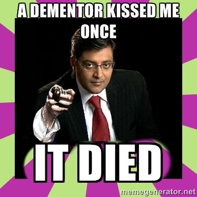Arnab Meme