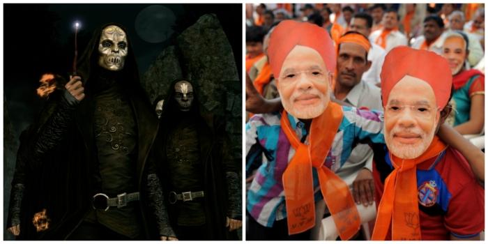 Modi-DeathEaters
